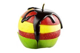 remix combinado de frutas