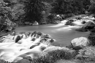 El río que fluye