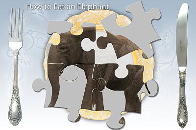 comerse el elefante